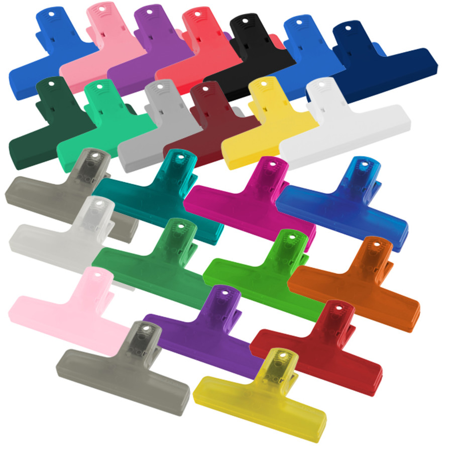 Imprinted Promotional Clips