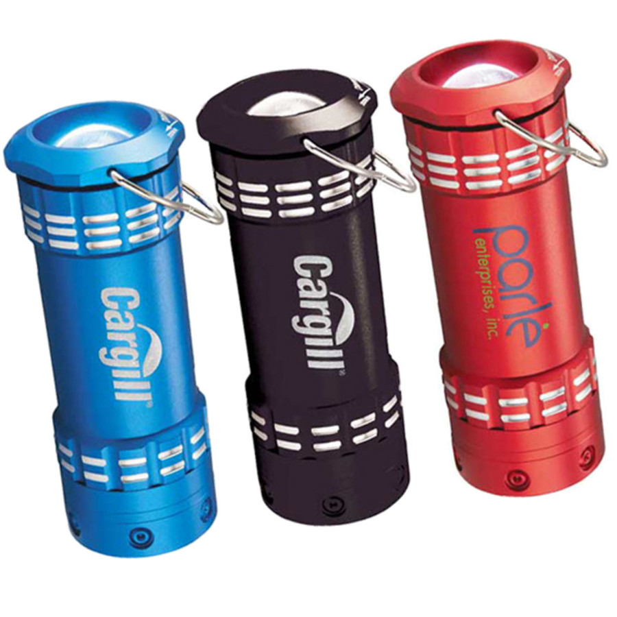 Logo Flare Lantern Flashlight