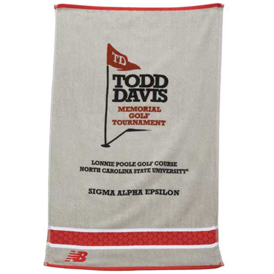 Monogrammed 2.5 lb. New Balance Training Towel
