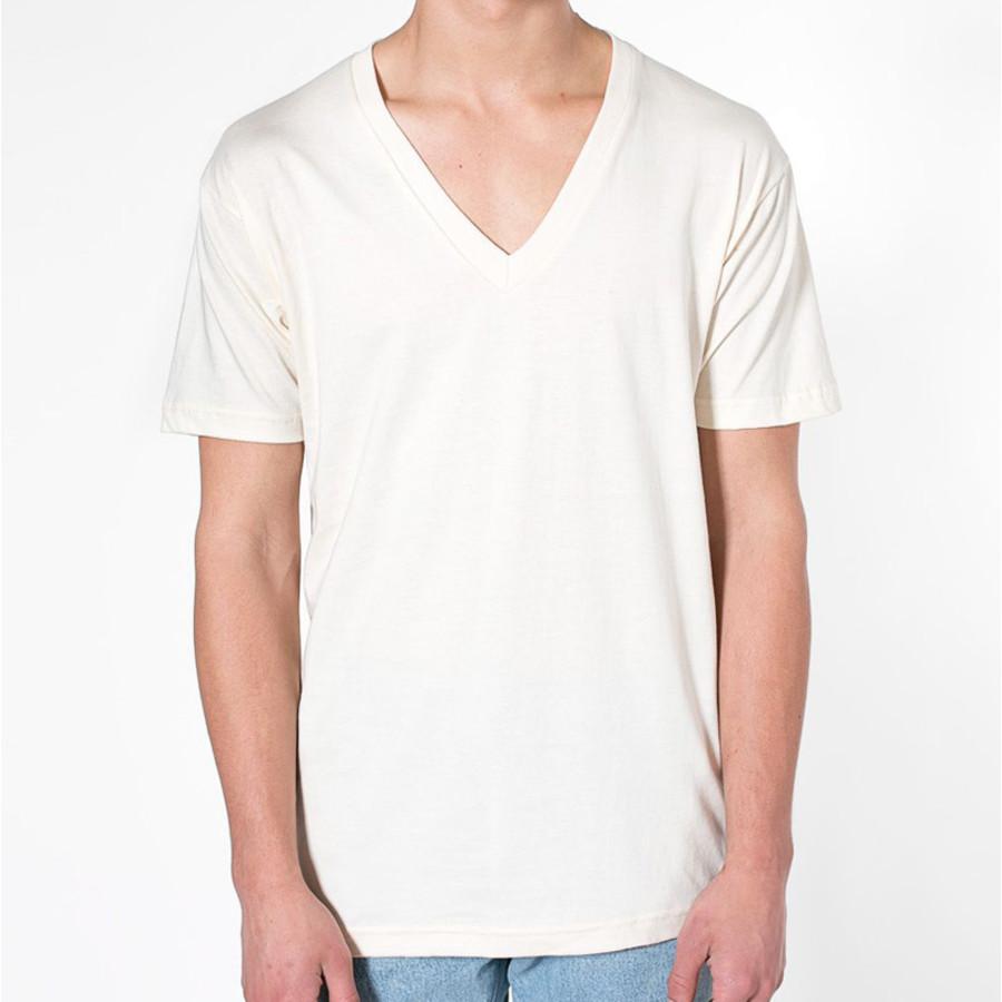 American Apparel Organic Short Sleeve Jersey