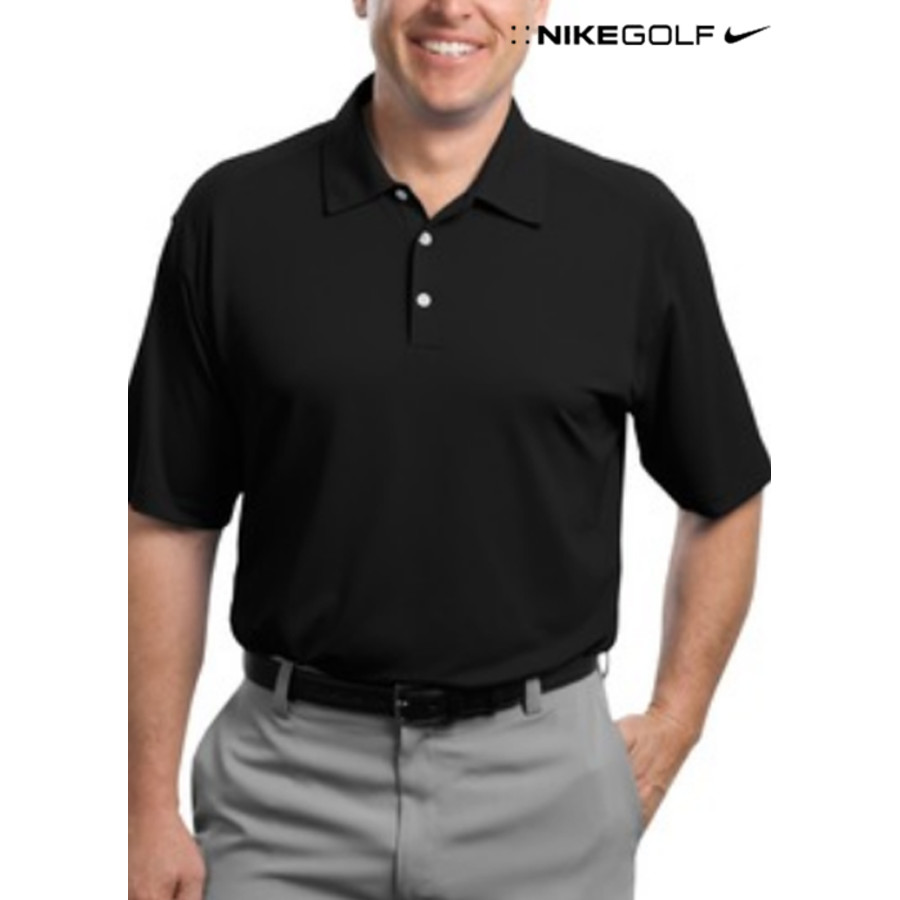 Nike Golf Dri-FIT Mini Texture Polo