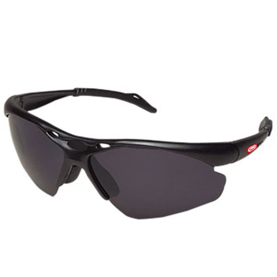 Personal Sunglasses Wrap Style with Dark Lenses