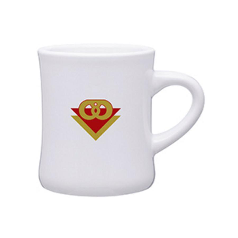 10 Oz Diner Ceramic Mug