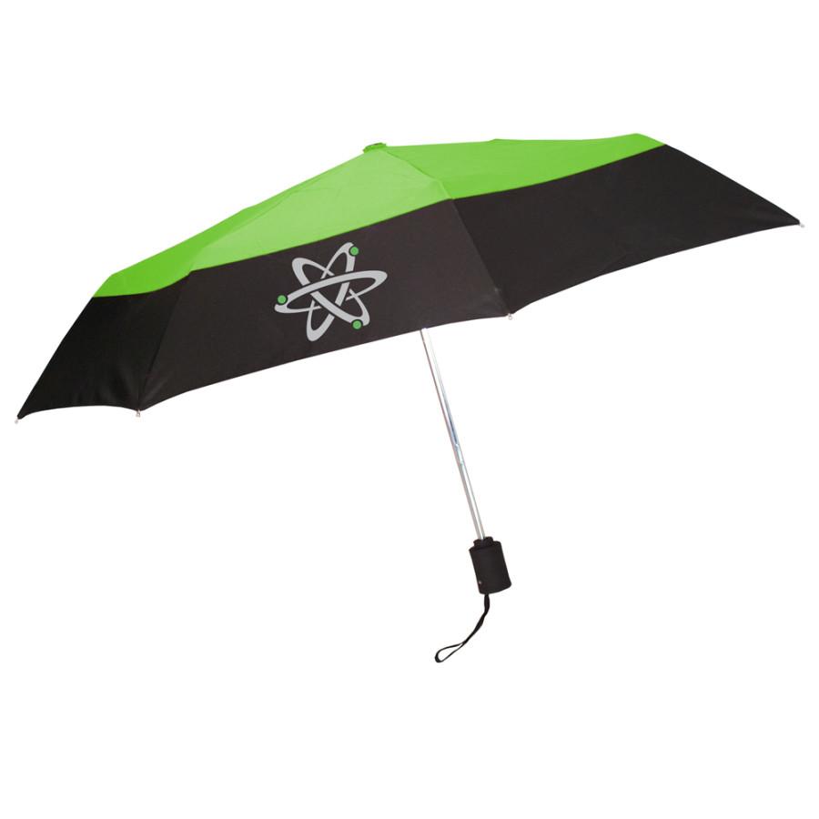 """Personalized Derby 42"""" Arc Mini Umbrella"""
