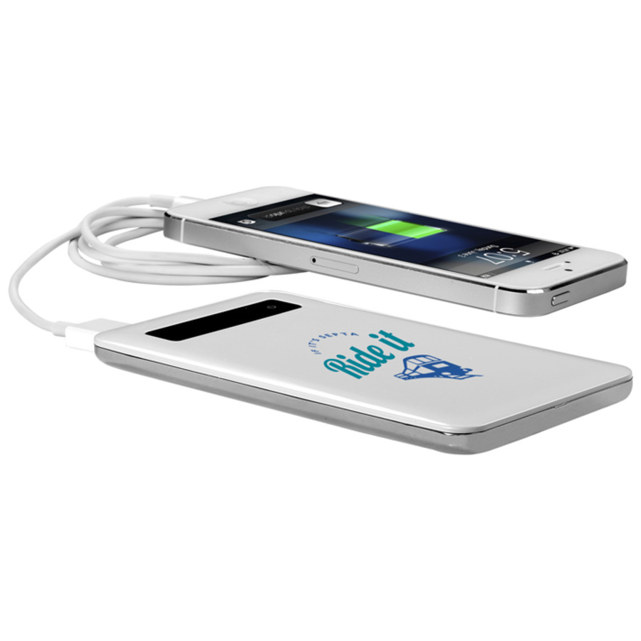 Personalized Ultra-Slim Mobile Charger