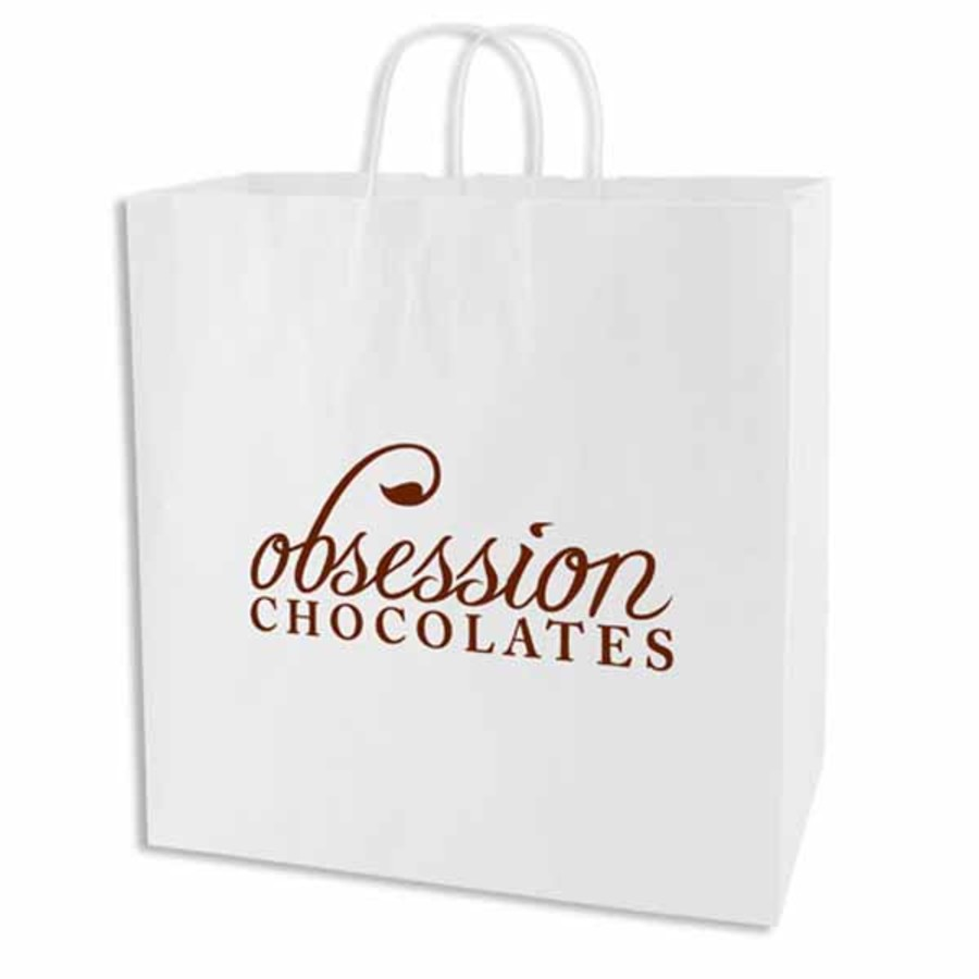 Personalized-White-Kraft-shopping-bags