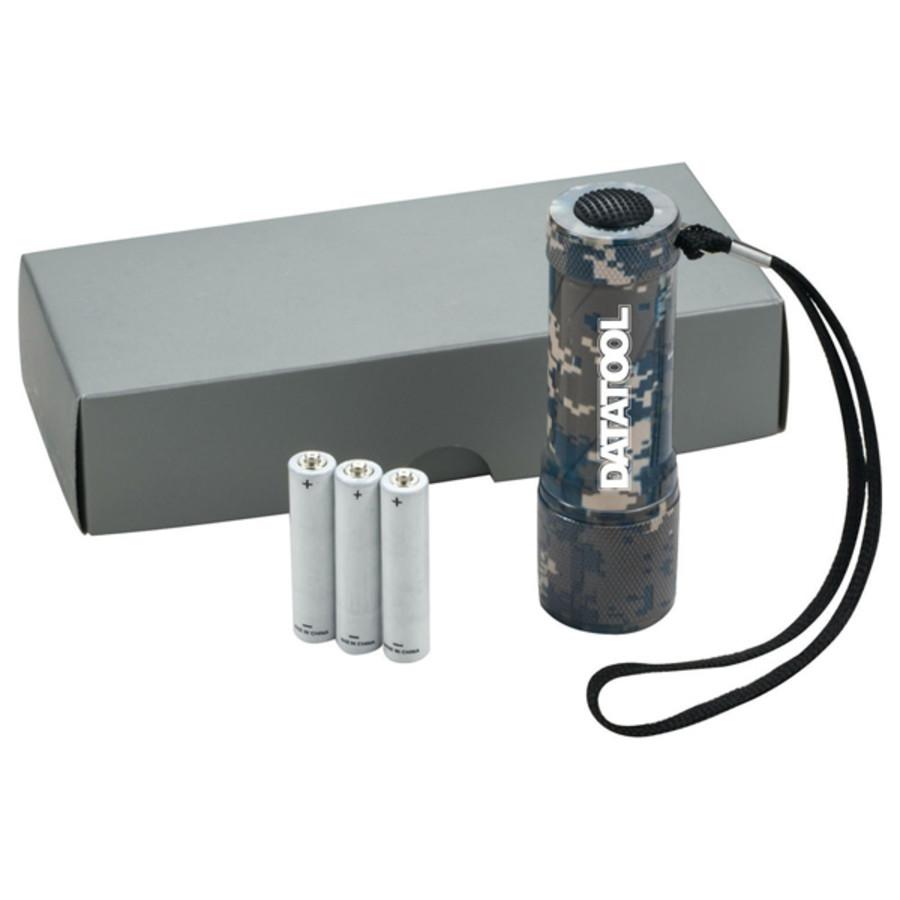 Printable The Wellington Flashlight