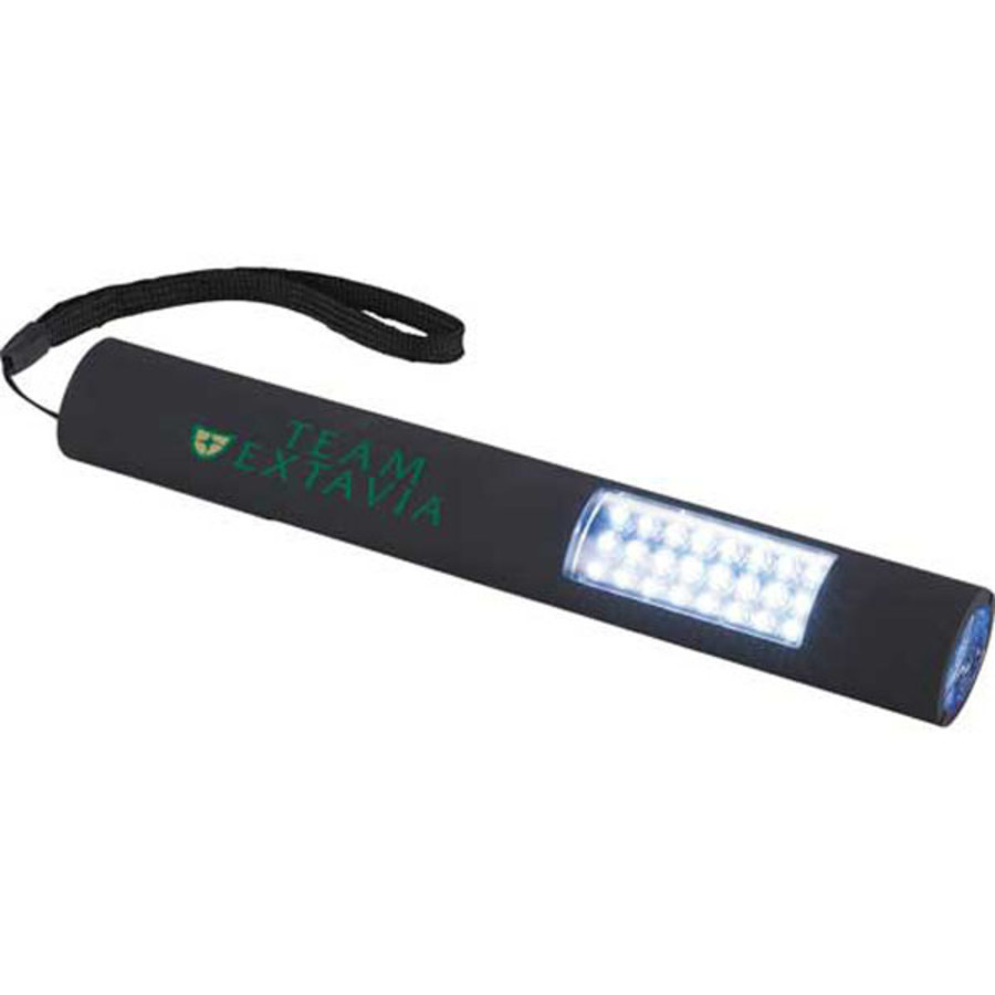 Promotional Grip Slim and Bright Magnetic LED Flashlight