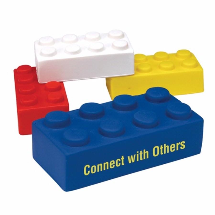 Logo Building Block Stress Reliever