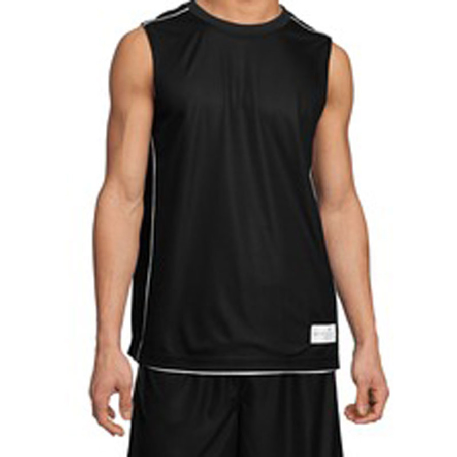 Sport-Tek PosiCharge Mesh Reversible Sleeveless Tee (Apparel)