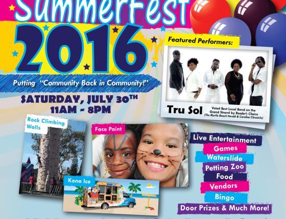 Burgess Summer Fest