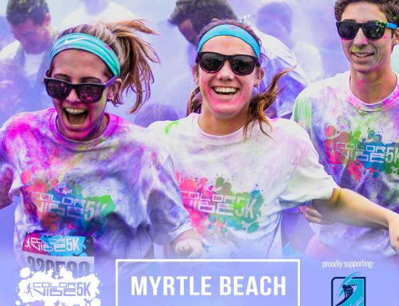 Color Vibe 5K - Myrtle Beach