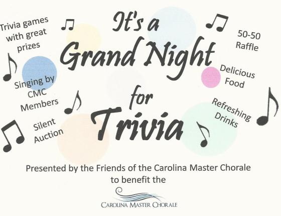 It's A Grand Night for Trivia