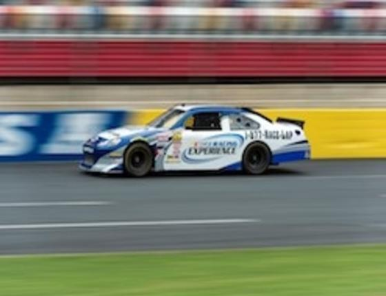 Drive a REAL NASCAR Stock Car with the NASCAR Racing Experience at Myrtle Beach Speedway!