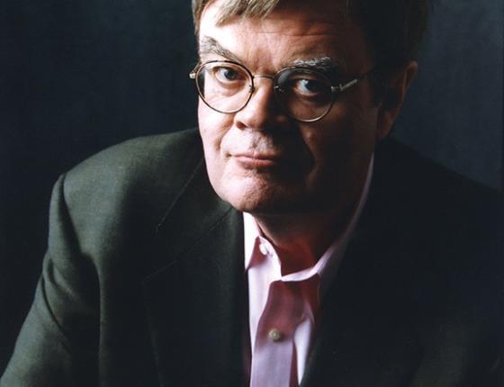Garrison Keillor at The Calvin Gilmore Theater