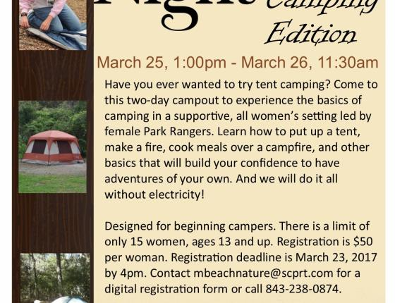 Ladies' Edition: Camping Edition