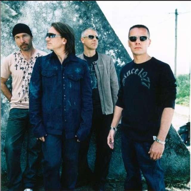 U2 with OneRepublic
