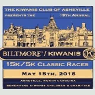 2016 Biltmore/Kiwanis 15k/5k Classic Races