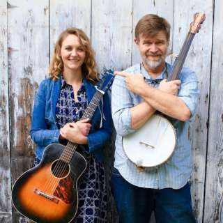 An evening with Frank Lee and Allie Burbrink