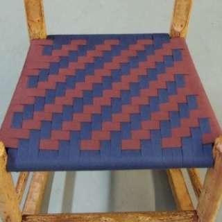 Shaker Tape Weaving 201: Weaving A Chair Seat