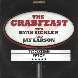 The CrabFeast Standup Tour