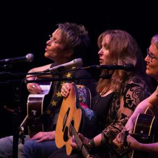 Three Women & The Truth ft. Mary Gauthier, Eliza Gilkyson & Gretchen Peters - [folk / singer/songwriter]