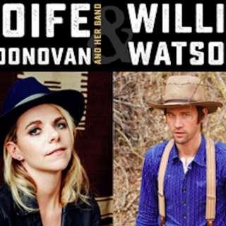 Willie Watson & Aoife O'Donovan