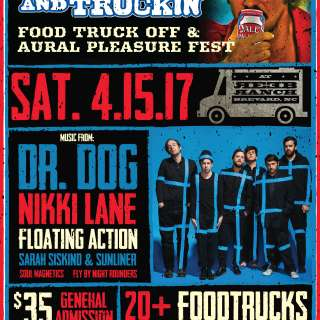 Loaded Up and Truckin' Food Truck-off + Aural Pleasure Fest