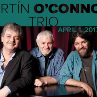 Máirtín O'Connor Trio