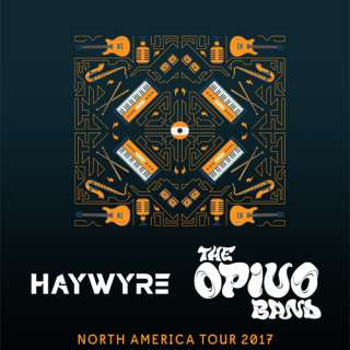 Haywyre & The Opiuo Band