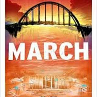 Graphic Novelist Andrew Ayden presents the Civil Rights trilogy, March