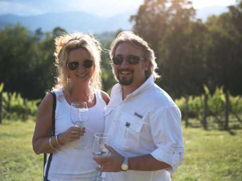 Addison Farms Vineyard Wine Tasting