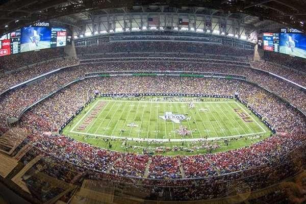 AdvoCare Texas Bowl: Big 12 vs. SEC