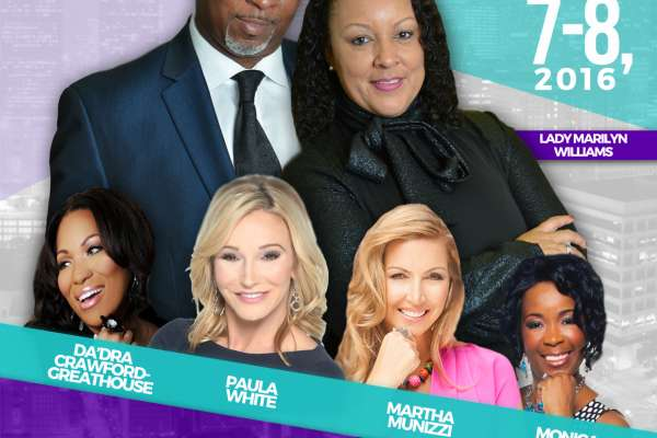 Time2Heal 2016 Women's Conference