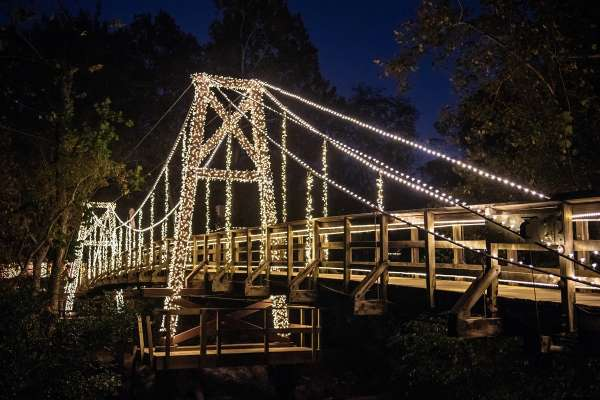Bayou Bend Christmas Village