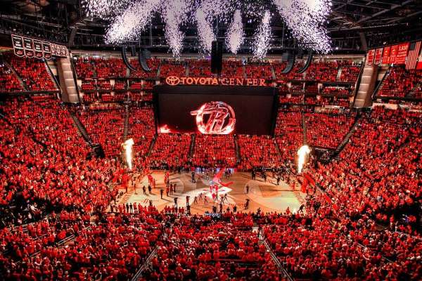 Houston Rockets vs. Los Angeles Clippers