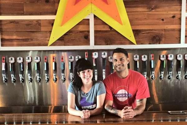 Soul Kitchen at 8th Wonder Brewery