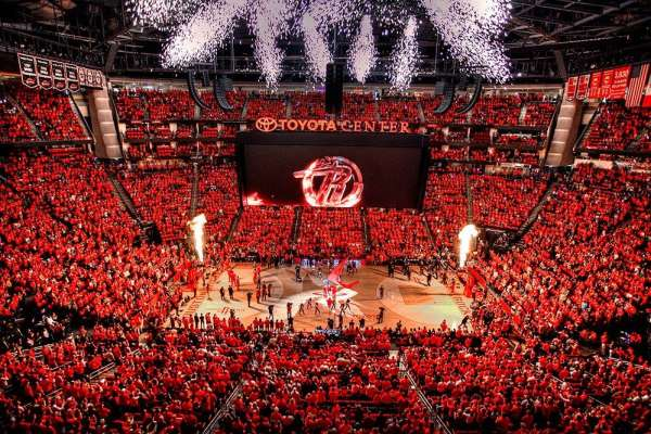 Houston Rockets vs. Sacramento Kings