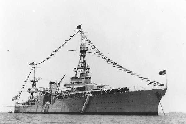USS Houston: Ships Named in Honor