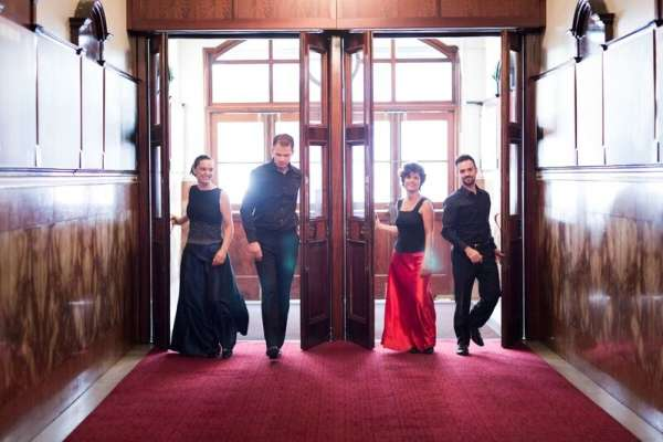 Da Camera Presents Elias String Quartet