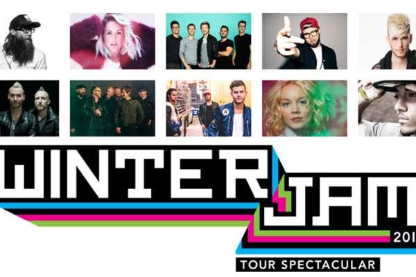 Winter Jam Tour Spectacular - Gira de Música Cristiana