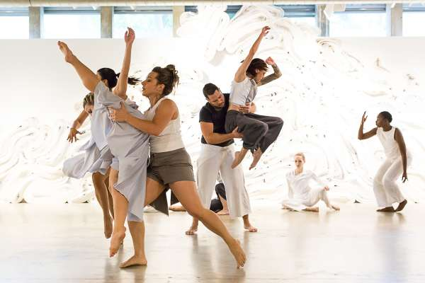 BALANCE; a multi-generational dance project presented by Chapman Dance