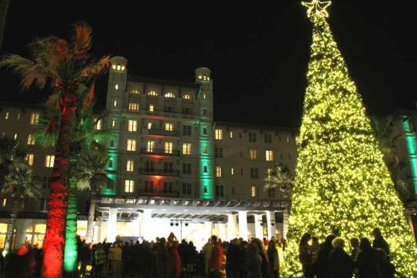 Brunch de domingo con Santa en Hotel Galvez