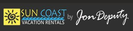 Sun Coast Vacation Rentals Logo