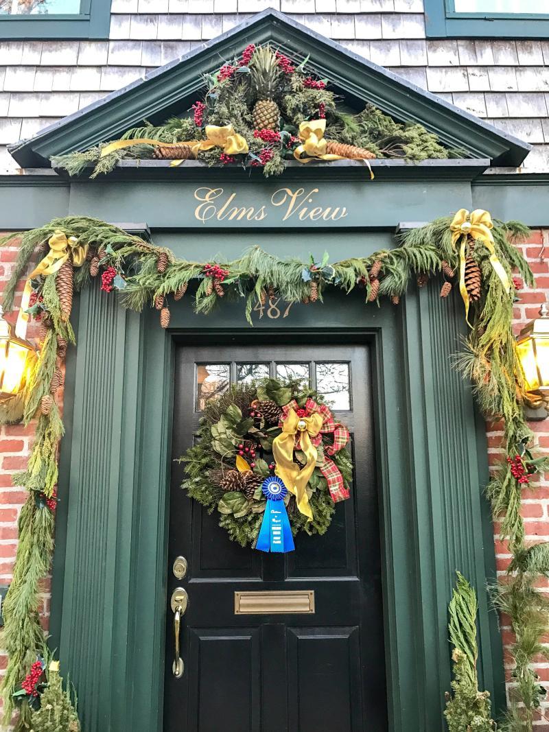 Holiday Door 7