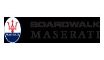 Boardwalk Maserati Logo