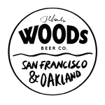 Woods Bar & Brewery Logo