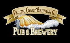 Pacific Coast Brewing Company Logo