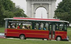 Summer Programming - Trolley Tours