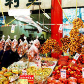 Visit an Authentic Chinese Market